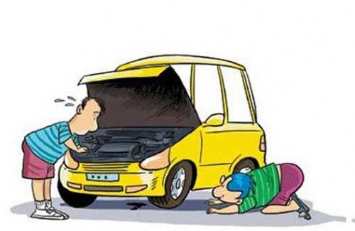 汽车突发心脏病 日常使用和保养需注意