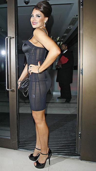 性感女星 怀特/来自英国艾塞克斯的演员杰西卡·怀特在2012年2月在电影《托维...