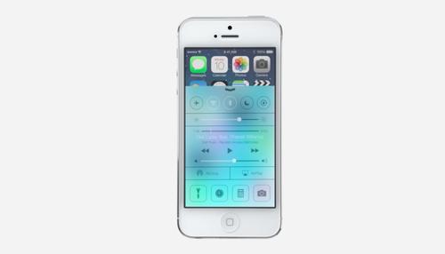 快讯:全新风格界面 苹果iOS7系统发布