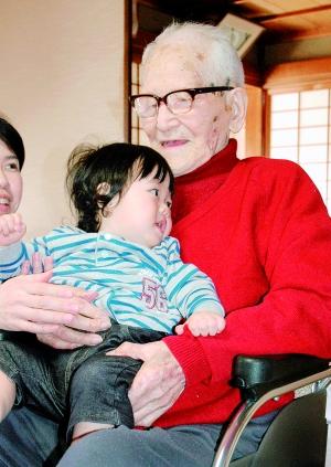 全球最长寿老人走了,他116岁继任者还是个日本人,她115岁