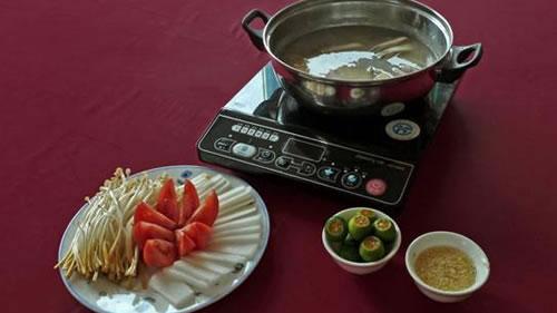三亚海鲜火锅-三亚十大名菜标准菜谱