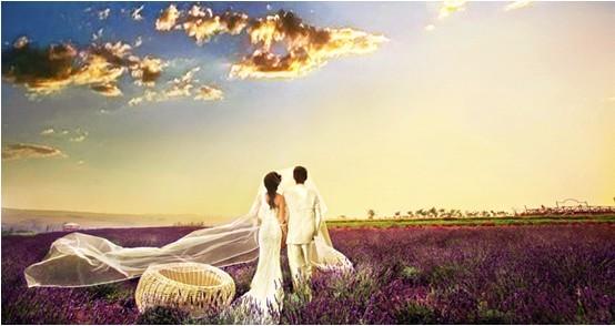 青岛最好的婚纱摄影工作室米琦视觉浪漫与快乐并存(组图)