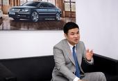 深港澳车展:专访进口大众品牌总经理胡波