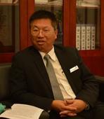 2013深港澳车展专访:昌宝宝马总经理王洪