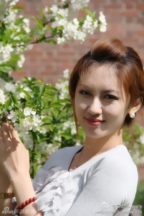 选美冠军、北大校花袁佳怡图片