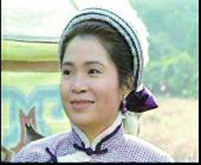 苏杏璇在 射雕英雄传 中的剧照