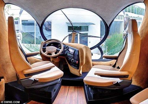 世界上最豪华的车_【图】BMWMini宝马迷你_超长车_zhzhengxi