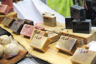 台湾现时最流行最小资的礼物:手工肥皂(图)
