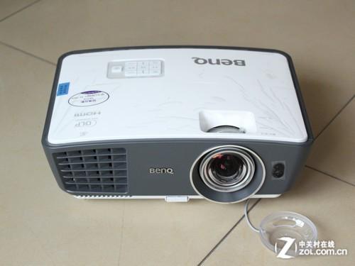 3D 720p家用投影 明基W770ST仅5000元