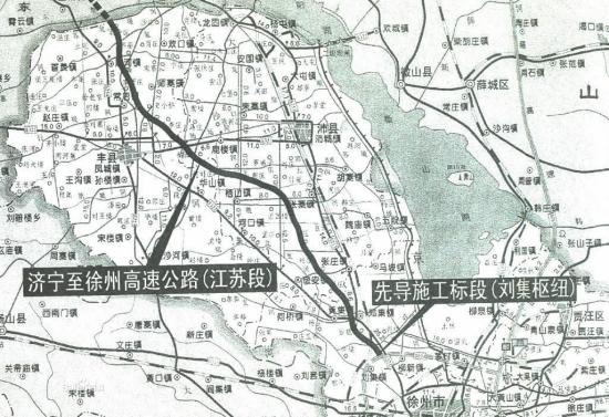 济南到东平地图