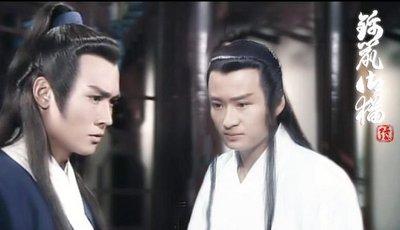 古天樂何家勁謝霆鋒 盤點古裝白衣花美男/圖
