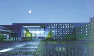 中国电科西安电子信息产业园项目