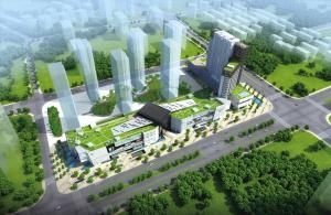 中大国际THE CITY项目