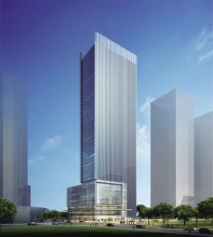 陕西永利国际金融中心项目