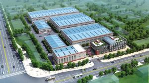 西安迈克森材料制造转型升级项目