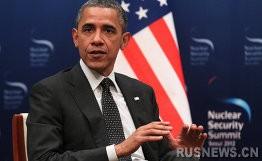 G8峰会期间安保人员将开拖拉机保护奥巴马(图)