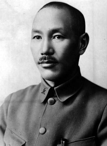 蒋介石/蒋介石(资料图)