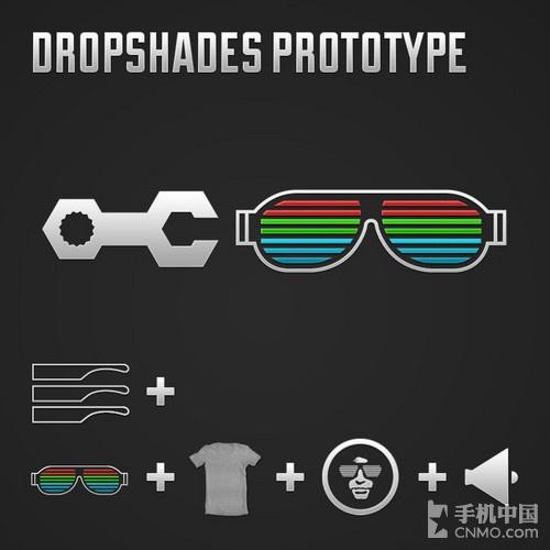 drops铃声-DropShades音乐眼镜