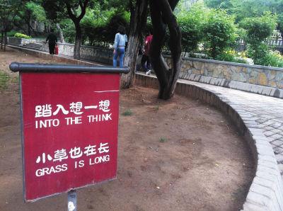 这翻译雷人不?