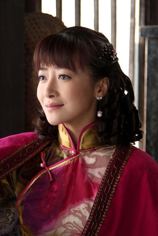 """《大汉天子》,《白蛇传》等多部热播古装电视剧,陈紫函成为""""古装美女"""