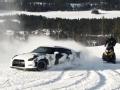 [海外试驾]2013款GT-R 超强征服瑞典雪场
