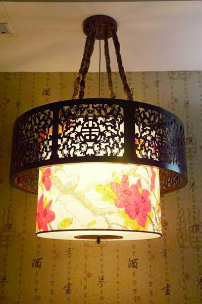 中式风格灯具图片大全_中式风格灯具图片下载; 巧用光影之美,营造