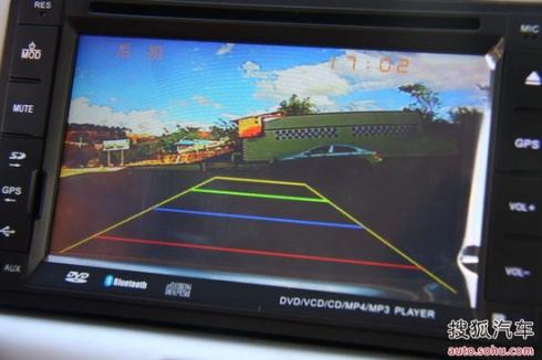 新手的福音 6款10万元带倒车影像自动挡轿车(组图)