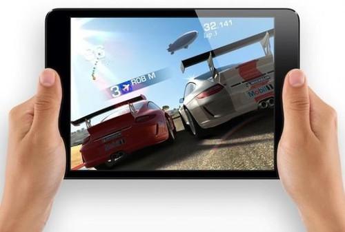 分析师:iPad mini 2不会采用Retina屏