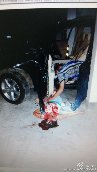 女司机被自己车压死_浙江女司机倒车撞死老公夹死自己 6岁女儿见全程(组图)-搜狐滚动