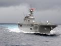 """日本最大军舰赴美""""夺岛军演""""所欲为何"""