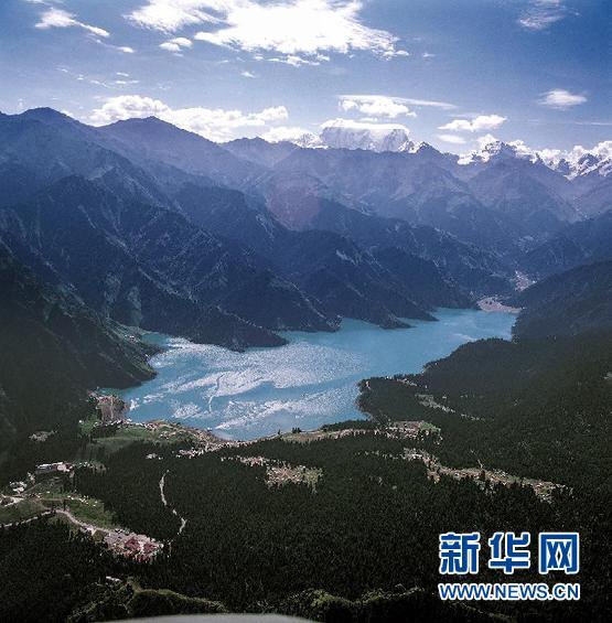 """中国新疆天山""""申遗""""成功(组图)"""