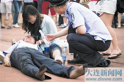 小贝在沪引发踩踏事故