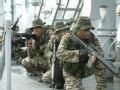 菲律宾向仁爱礁派海军陆战队