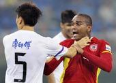中超图:天津泰达1-0长春亚泰 李玮锋锁喉