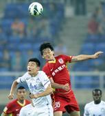 中超图:天津泰达1-0长春亚泰 曹阳与裴帅争顶