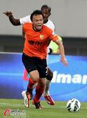 中超图:上海东亚1-0武汉卓尔 忻峰反抢成功