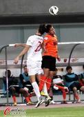 中超图:上海东亚1-0武汉卓尔 争顶毫不相让