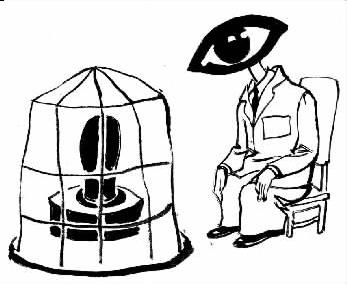 宪法法治手绘动漫画