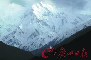 事发地南伽峰是世界第9高峰。 CFP供图