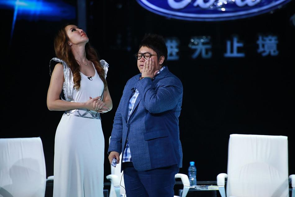 《中国梦之声》20强华丽复古写真首发 10强赛赛制改变