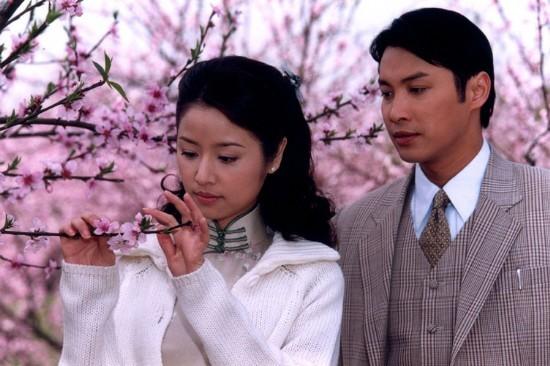 2002年《半生缘》林心如饰顾曼桢