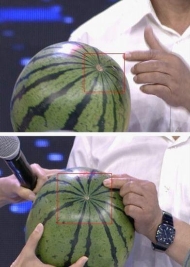 二,瓜荠小的西瓜品质好