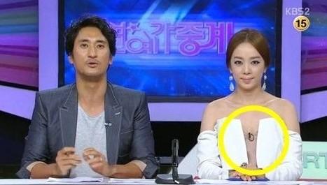 韩国女主播艾琳凸点 韩国女主播