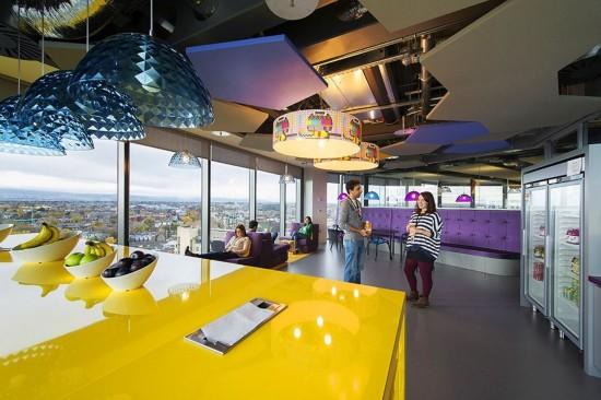 谷歌��)���G��_谷歌欧洲总部:疯狂的办公室(组图)