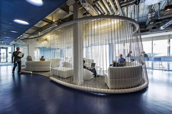 全球资讯_谷歌欧洲总部:疯狂的办公室(组图)-搜狐滚动