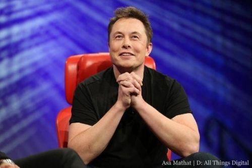 特斯拉汽车联合创始人兼CEO埃隆-马斯克(Elon Musk)