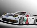 [海外新车]460马力 保时捷新911 RSR赛车