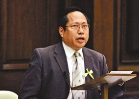 香港立法会议员何俊仁
