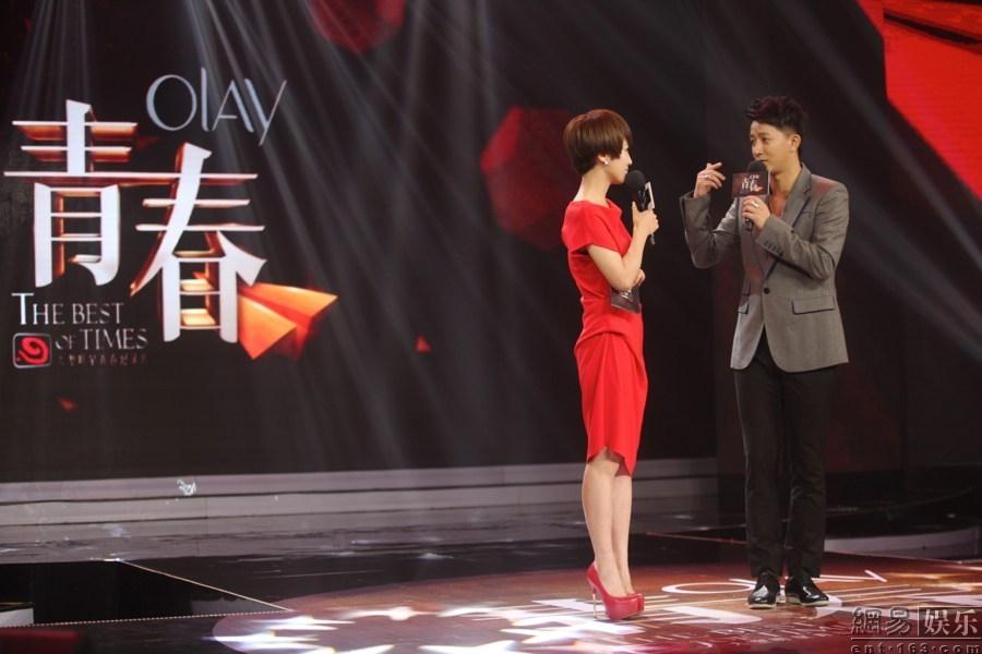 韩庚大学练舞视频曝光 宣传《青春》身材发福现双下巴