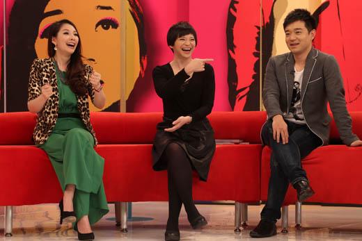 《姊妹淘心话》,林书炜特别重视夫妻之间的性协调,大方透露和老公蔡诗